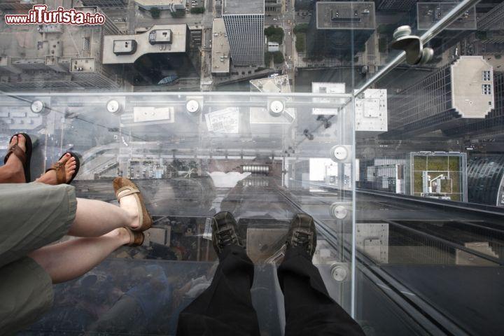 Cosa vedere e cosa visitare Willis Tower