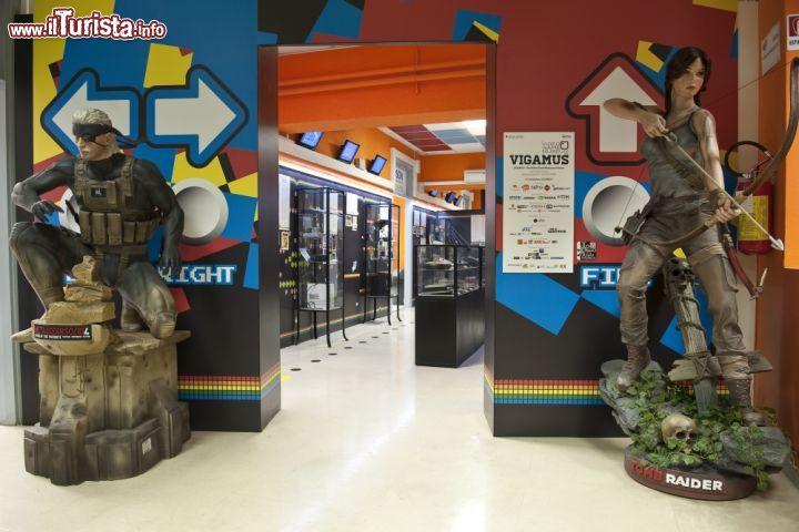 Cosa vedere e cosa visitare VIGAMUS - Museo del videogioco
