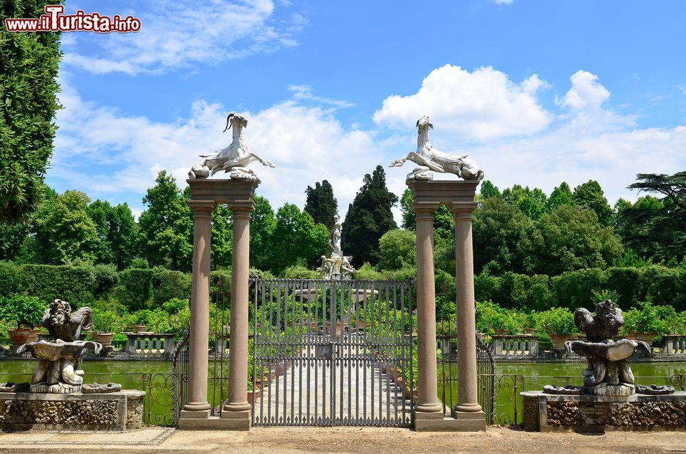 Ingresso ai giardino di boboli a firenze italia foto firenze giardino di boboli - Giardino di boboli firenze ...