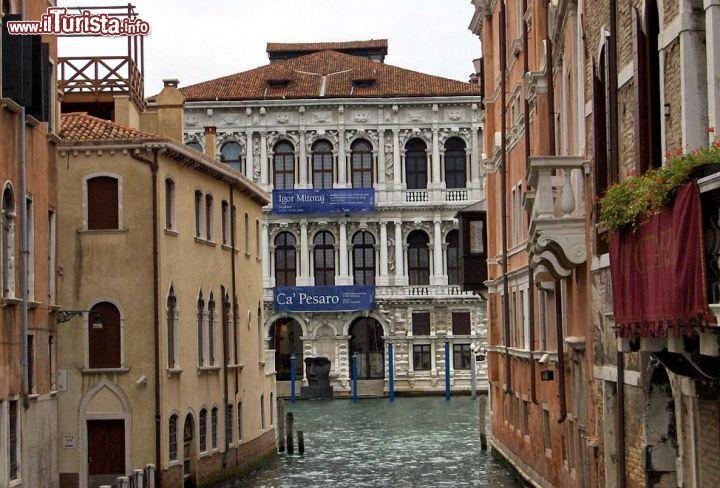 Cosa vedere e cosa visitare Cà Pesaro