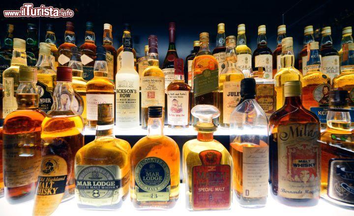 Cosa vedere e cosa visitare Scotch Whisky Experience