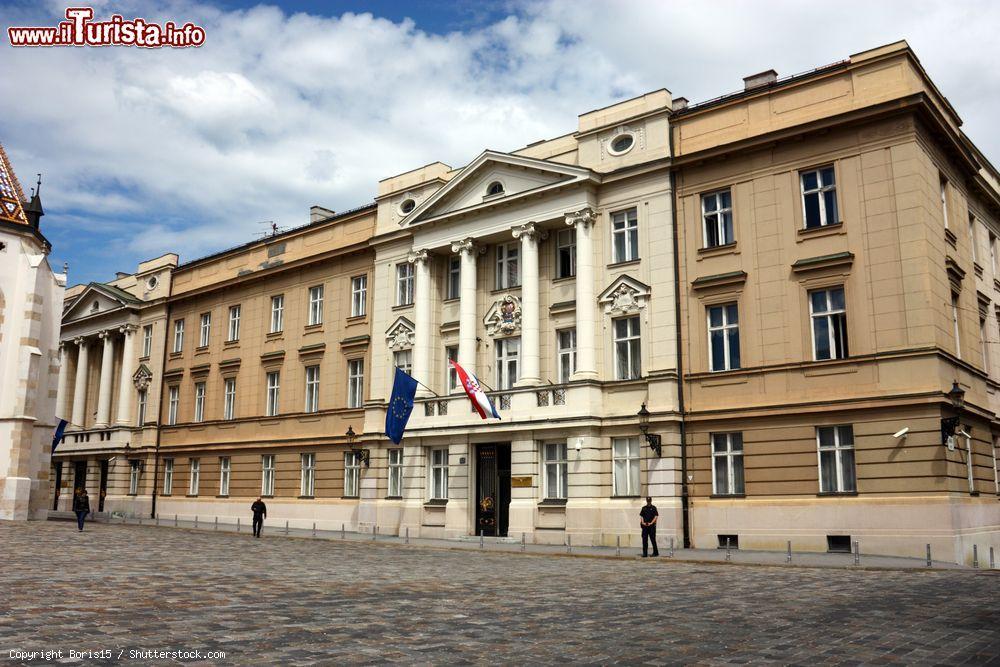 L 39 esterno del sabor il parlamento della foto zagreb for Immagini del parlamento