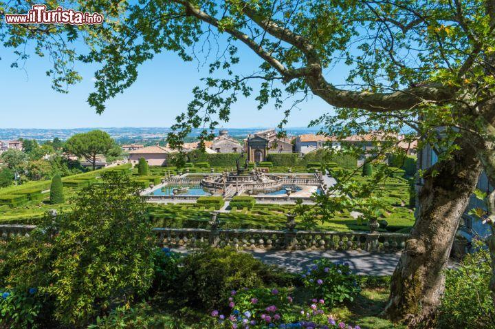 Cosa vedere e cosa visitare Villa Lante