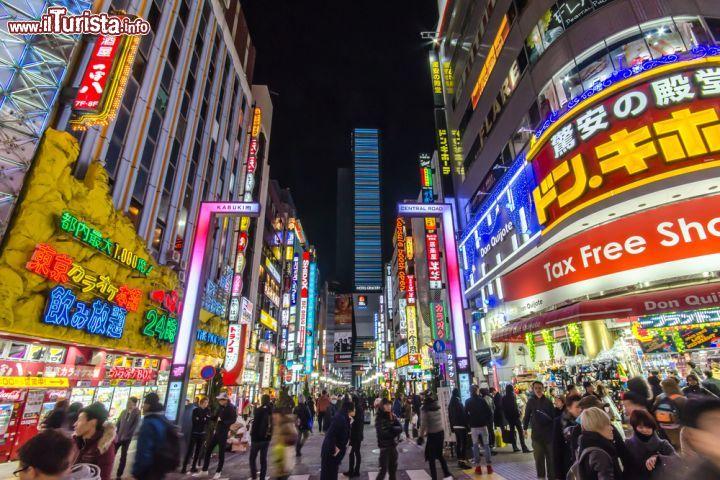 Cosa vedere e cosa visitare Shinjuku