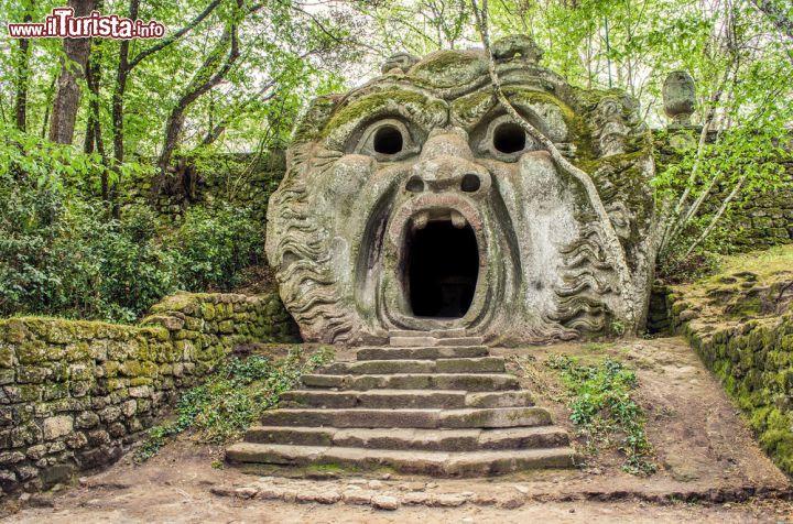 Cosa vedere e cosa visitare Parco dei Mostri