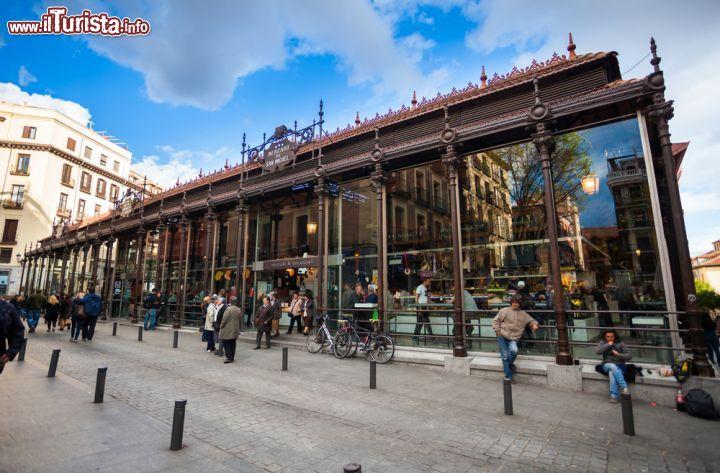 Cosa vedere e cosa visitare Mercado de San Miguel