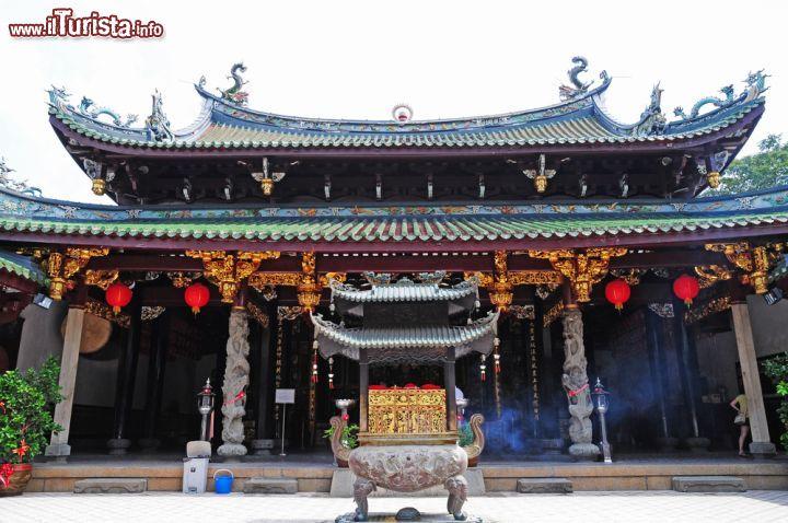 Cosa vedere e cosa visitare Thian Hock Keng