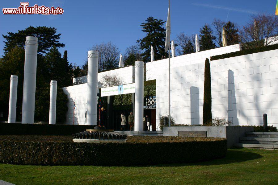 Cosa vedere e cosa visitare Museo Olimpico