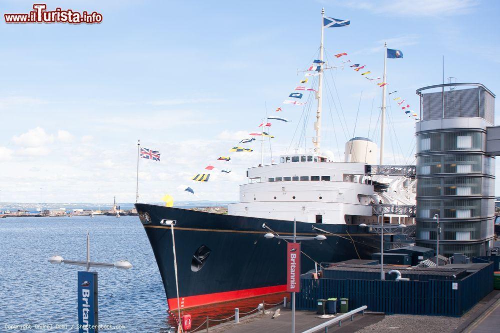 Cosa vedere e cosa visitare Royal Yacht Britannia