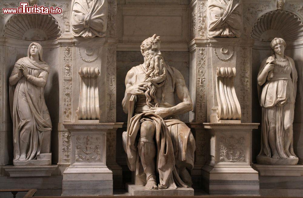 Cosa vedere e cosa visitare San Pietro in Vincoli