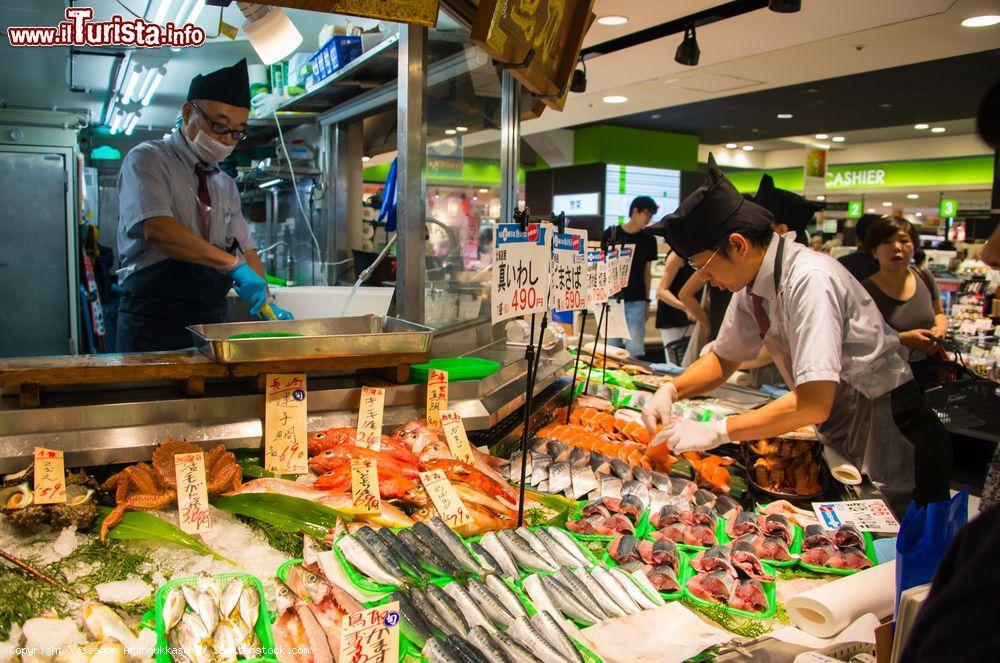 Cosa vedere e cosa visitare Tsukiji market