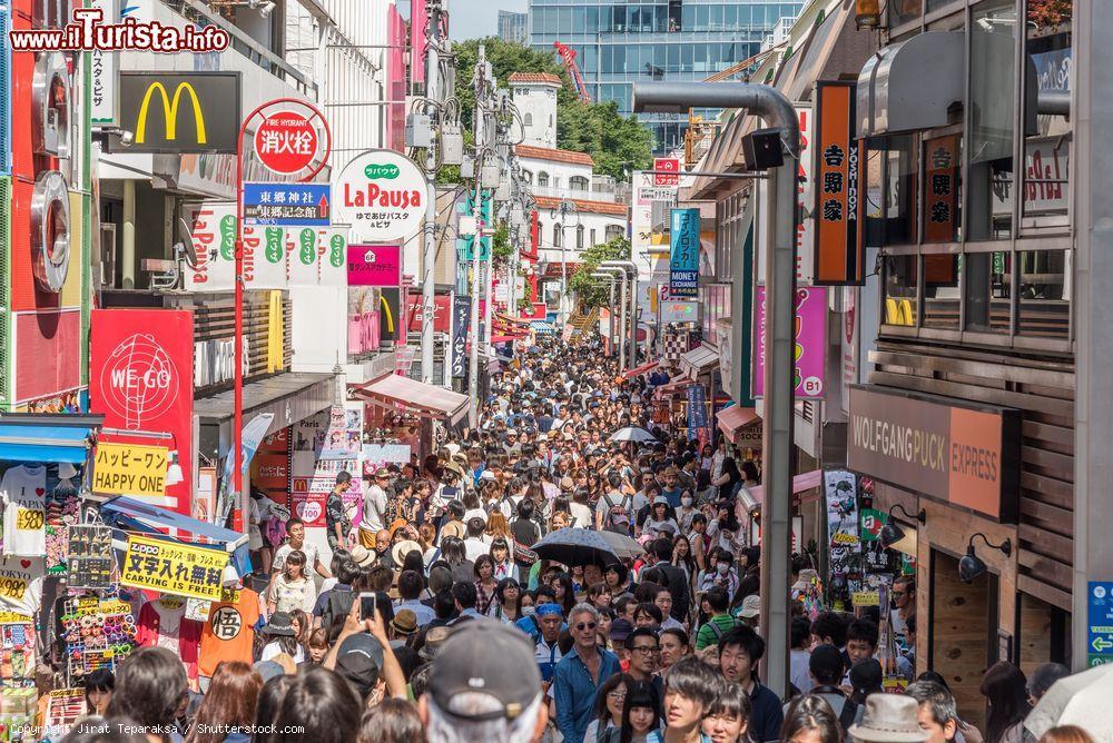 Cosa vedere e cosa visitare Takeshita Dori