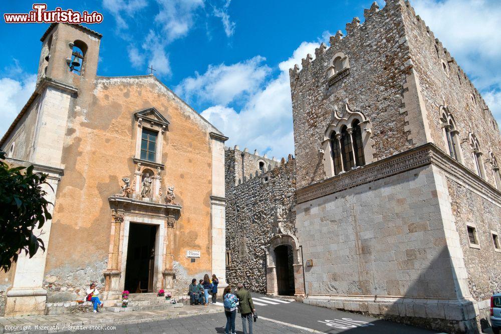 Cosa vedere e cosa visitare Palazzo Corvaja - Museo Etnoantropologico