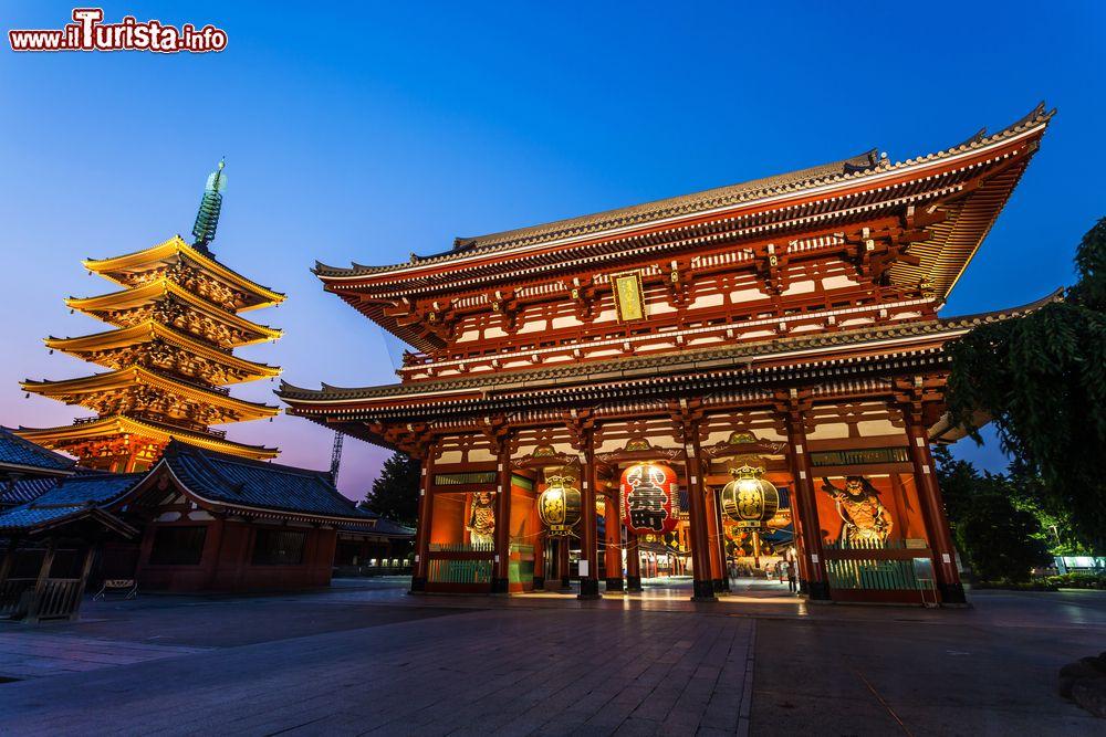 Cosa vedere e cosa visitare Sensō-ji