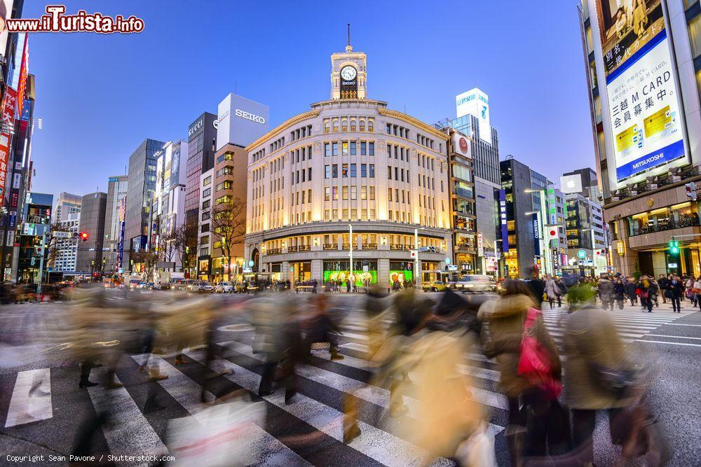Cosa vedere e cosa visitare Ginza