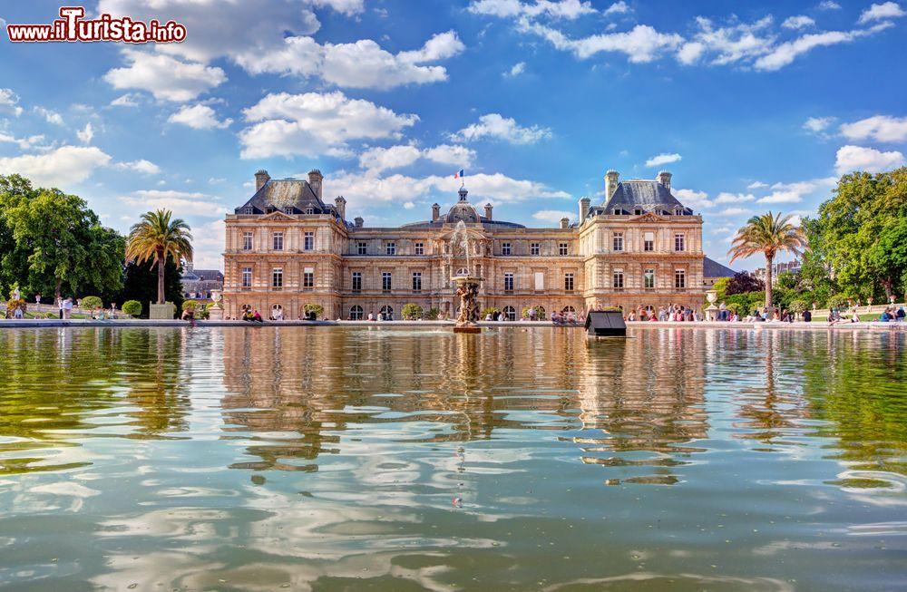 Cosa vedere e cosa visitare Giardini del Lussemburgo
