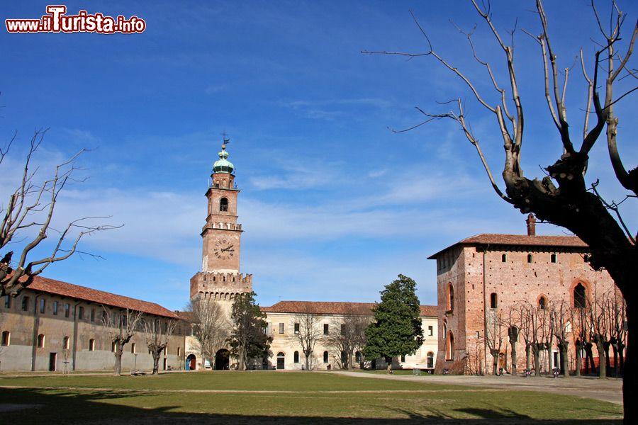 Cosa vedere e cosa visitare Castello Visconteo e Sforzesco
