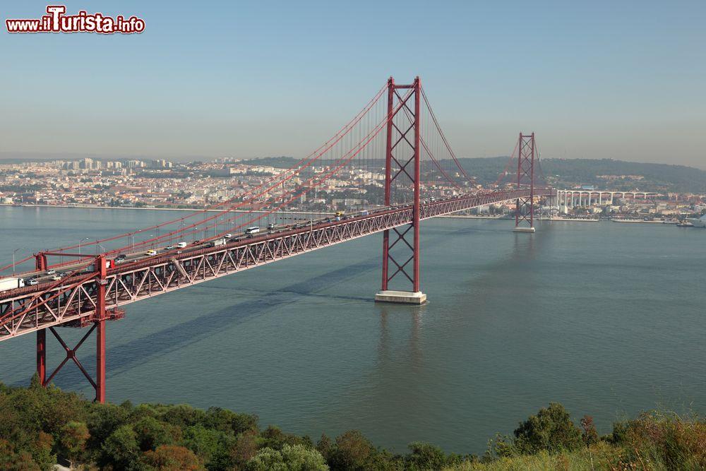 Cosa vedere e cosa visitare Ponte 25 de Abril