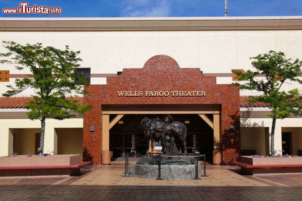 Immagine Il Wells Fargo Theater presso l'Autry Museum of the American West a Los Angeles - © Danielle klebanow / Autry Museum