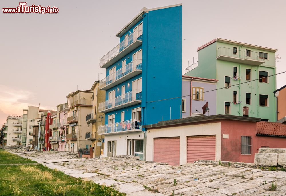 le tipiche case di sottomarina il quartiere foto