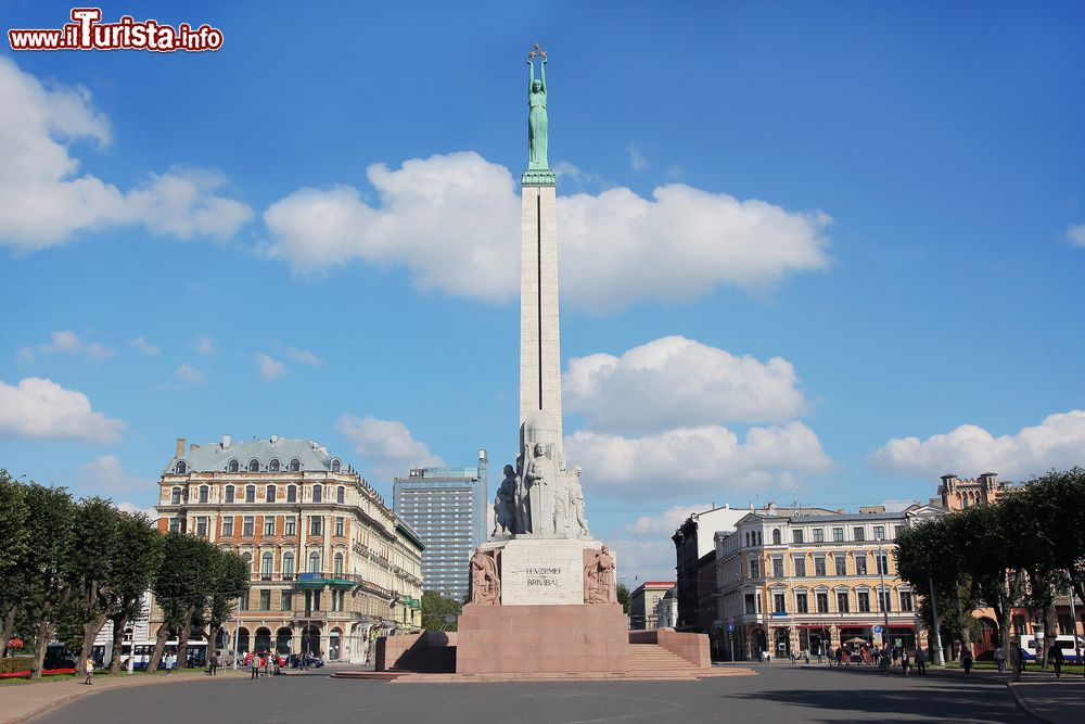 Cosa vedere e cosa visitare Monumento alla Libertà