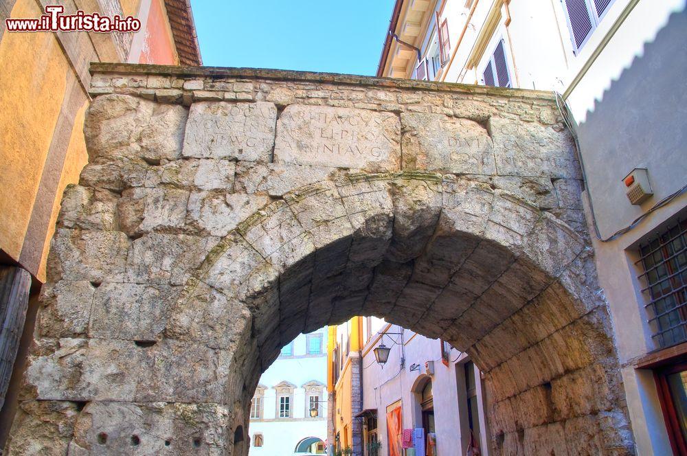 Cosa vedere e cosa visitare Arco Druso e Germanico