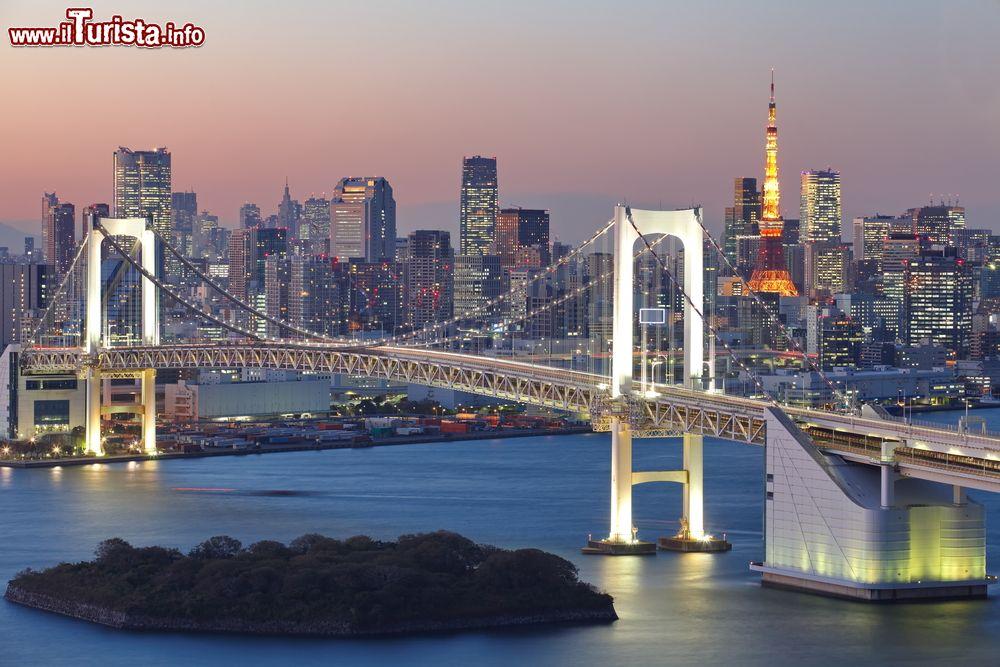 Cosa vedere e cosa visitare Odaiba