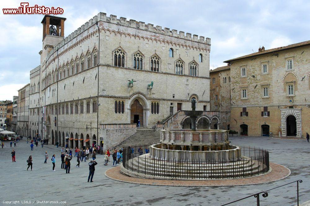 Cosa vedere e cosa visitare Palazzo dei Priori - Galleria Nazionale