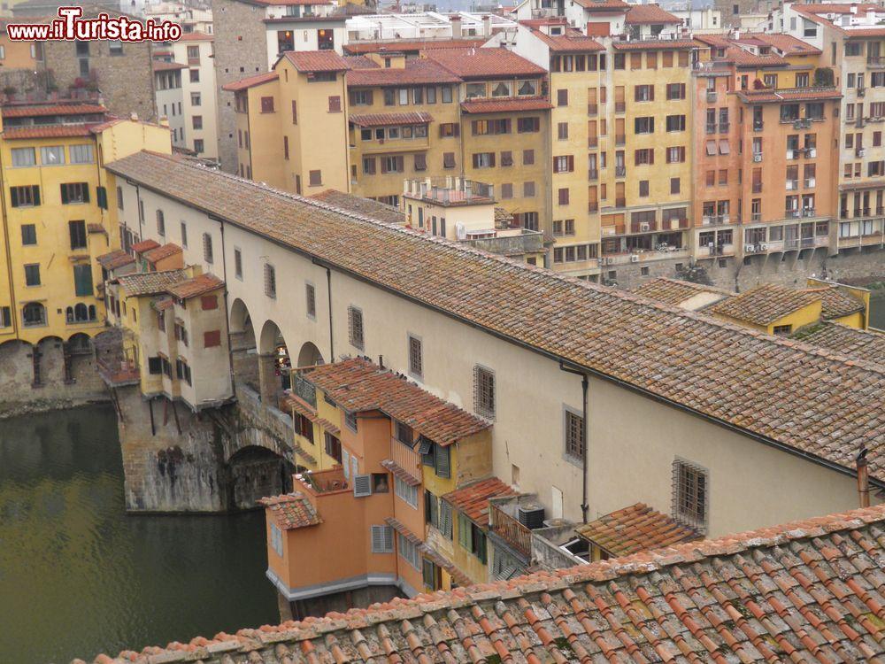 Cosa vedere e cosa visitare Corridoio Vasariano