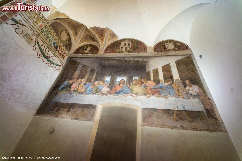 Cosa vedere e cosa visitare Cenacolo Vinciano