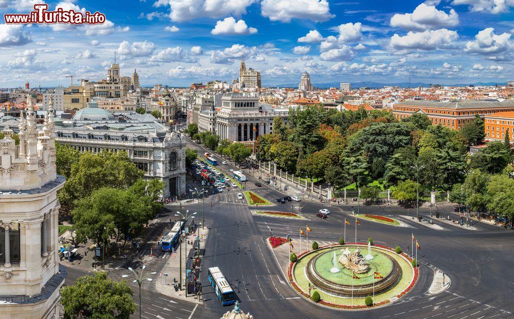 Cosa vedere e cosa visitare Plaza de Cibeles