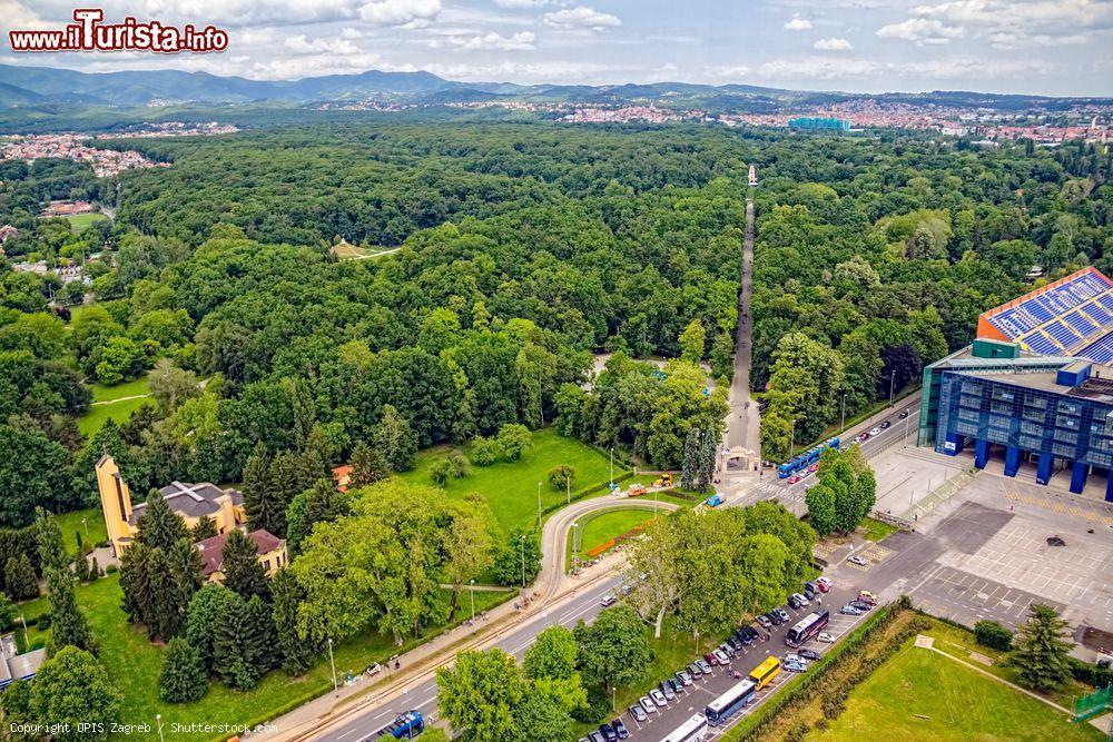 Cosa vedere e cosa visitare Parco Maksimir
