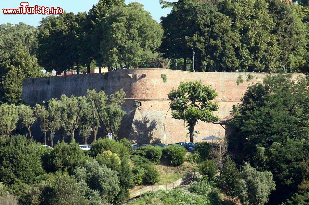Cosa vedere e cosa visitare Fortezza Medicea