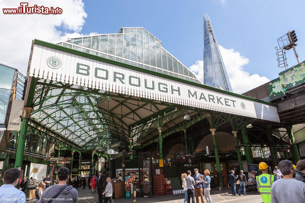 Cosa vedere e cosa visitare Borough Market,