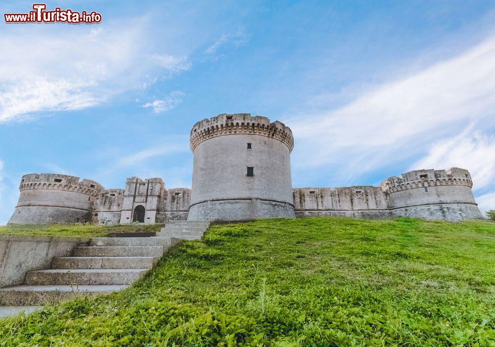 Cosa vedere e cosa visitare Castello Tramontano
