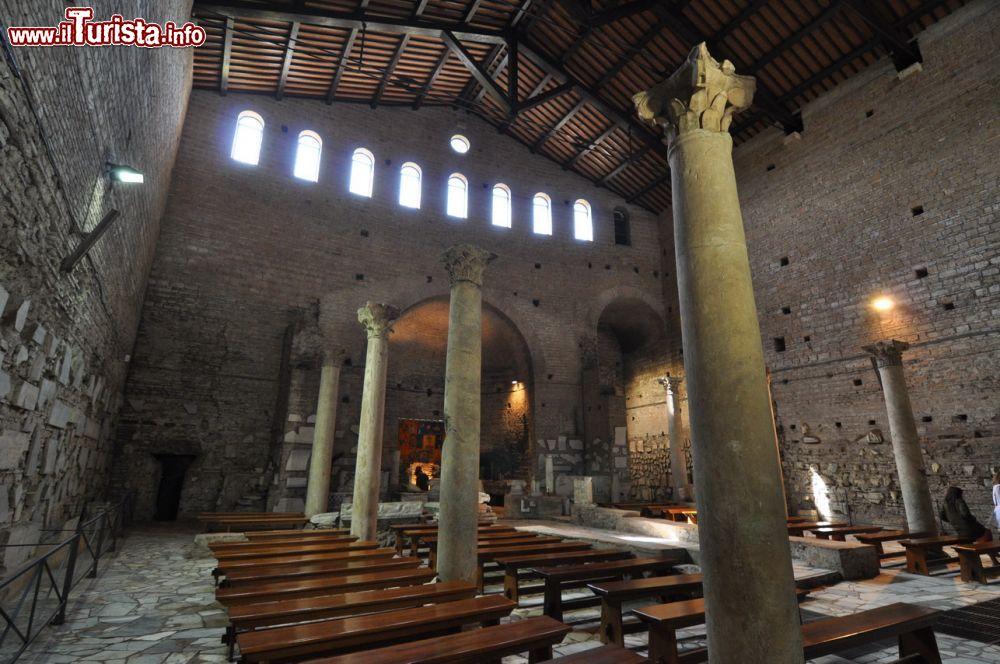 Cosa vedere e cosa visitare Catacombe di Domitilla