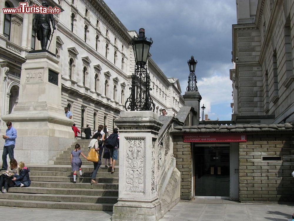 Cosa vedere e cosa visitare Churchill Museum e Cabinet War Rooms