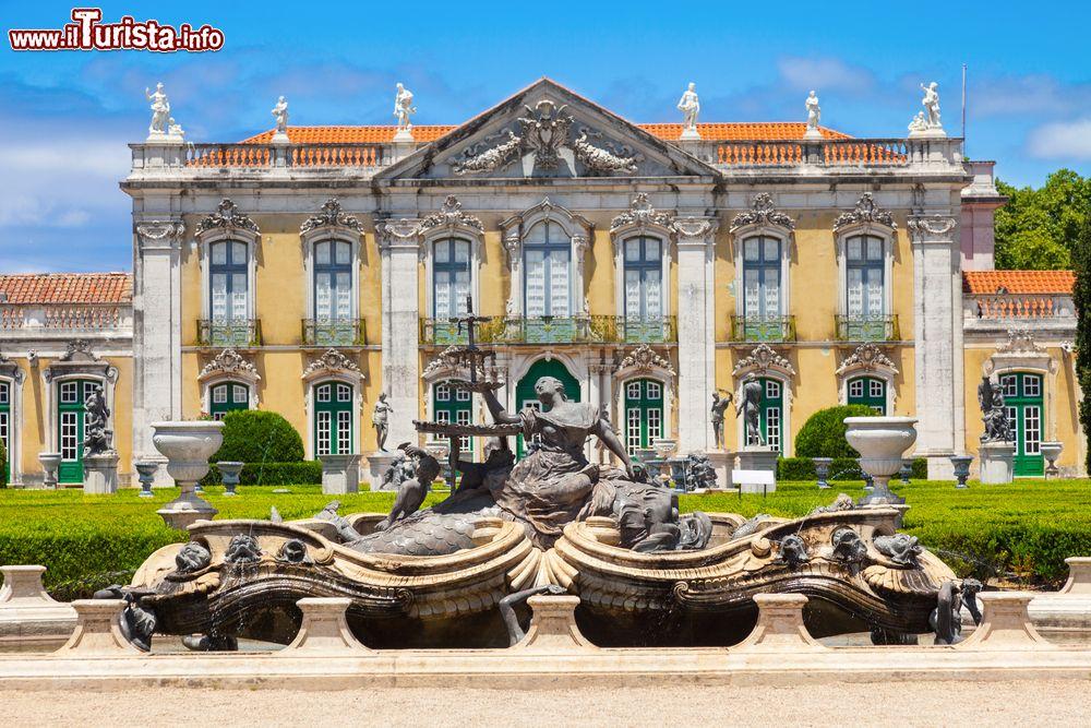 Cosa vedere e cosa visitare Palacio Nacional Queluz