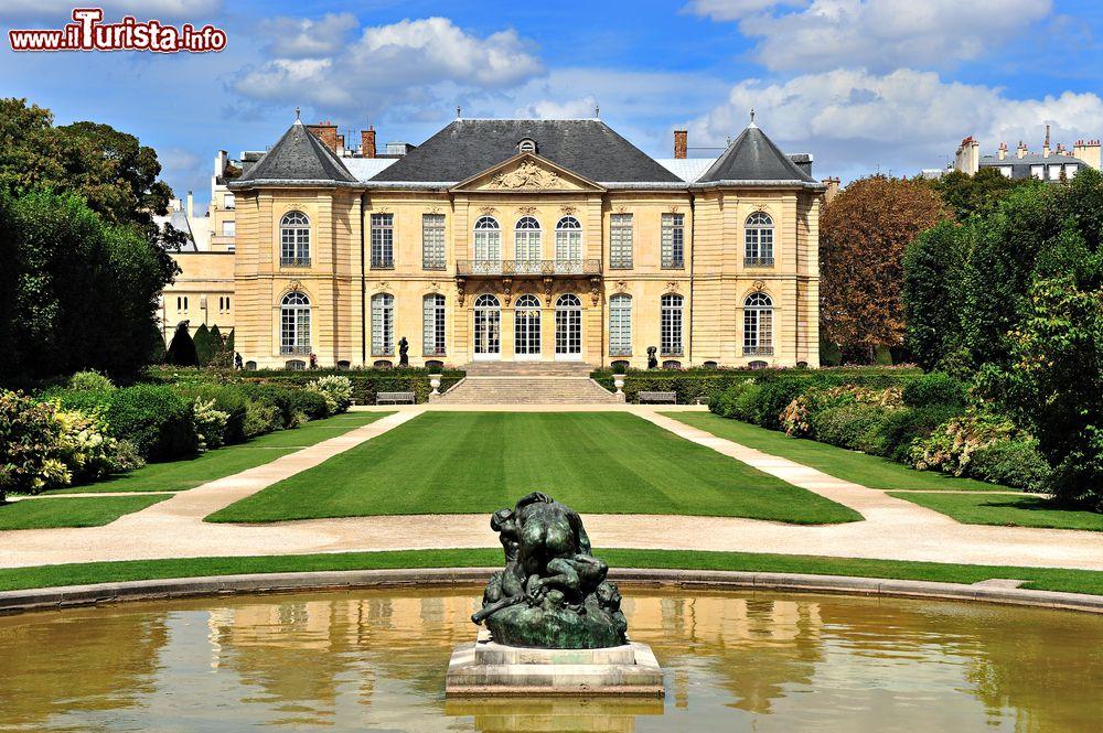 Cosa vedere e cosa visitare Museo Rodin