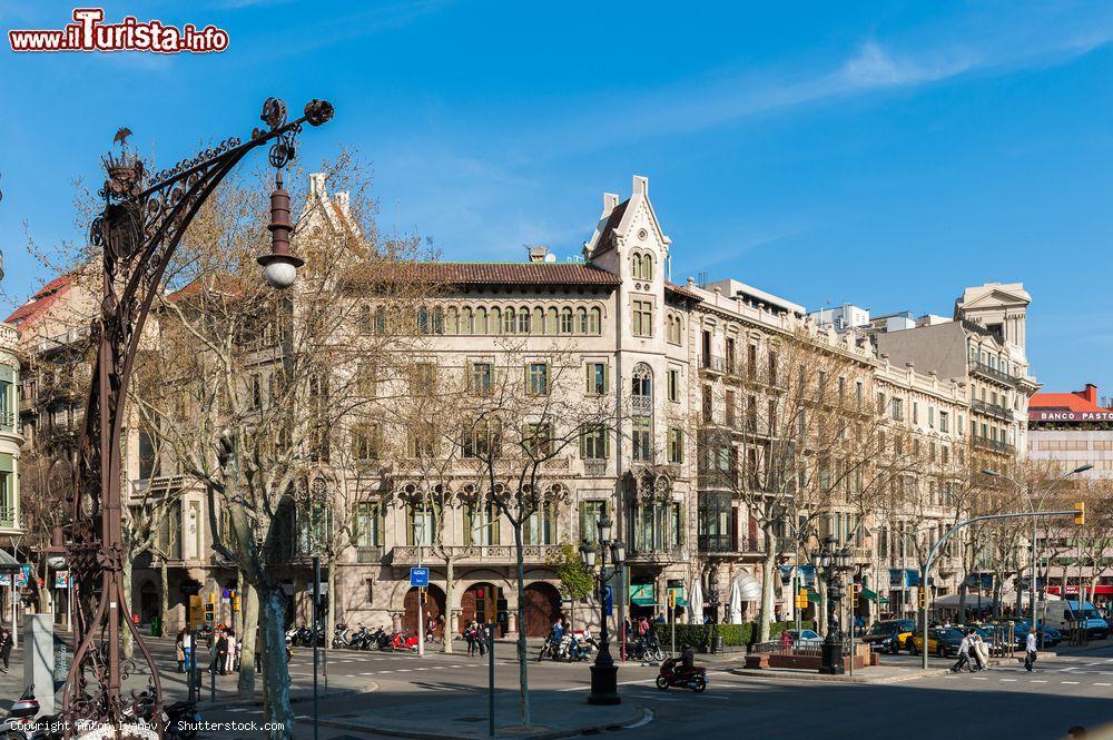 Cosa vedere e cosa visitare Passeig de Gracia