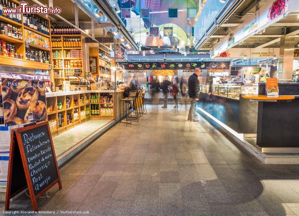 Le foto di cosa vedere e visitare a Rotterdam