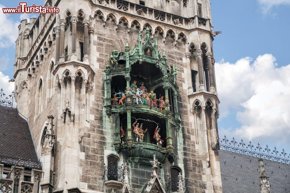 Cosa vedere e cosa visitare Carillon Glockenspiel