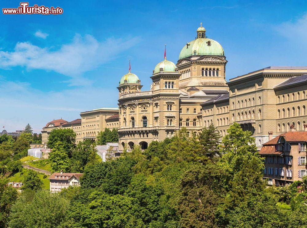 Cosa vedere e cosa visitare Palazzo Federale