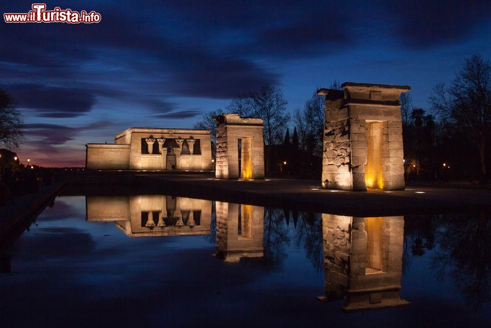 Cosa vedere e cosa visitare Tempio di Debod