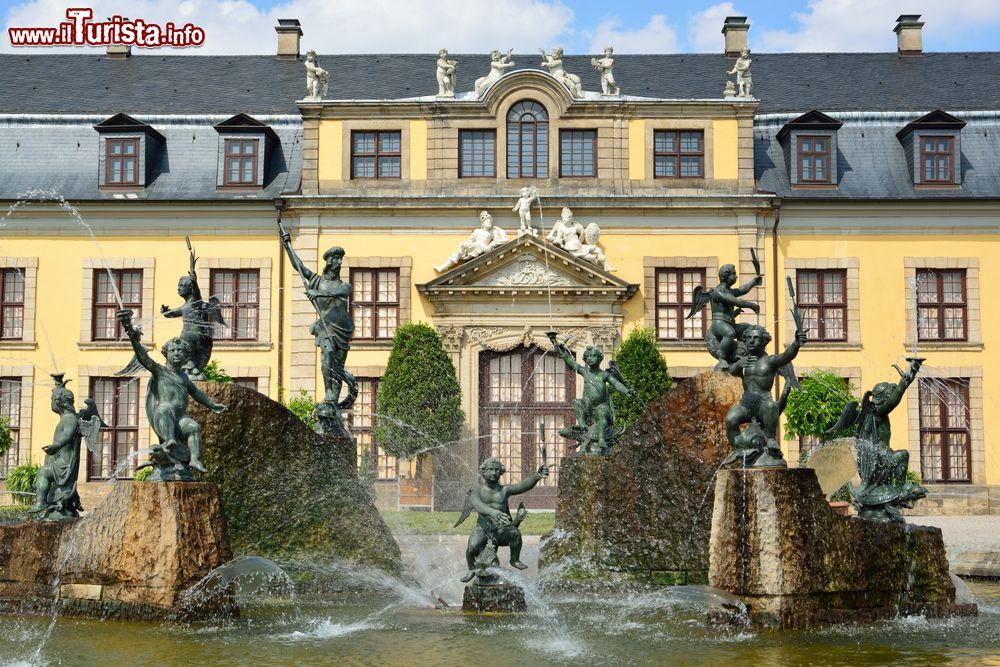 Cosa vedere e cosa visitare Castello di Herrenhausen e i Giardini Reali