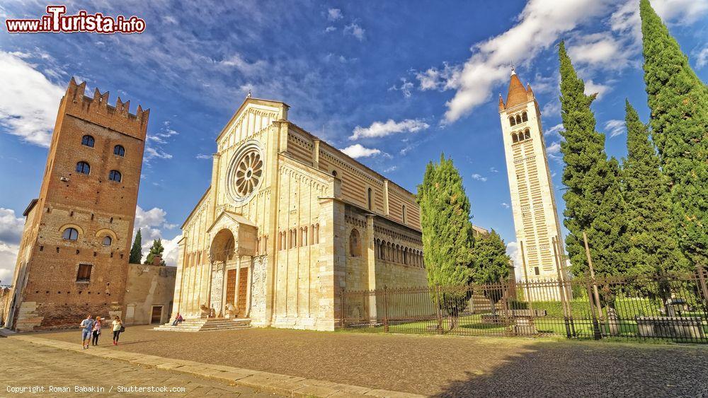 Cosa vedere e cosa visitare Basilica di San Zeno Maggiore