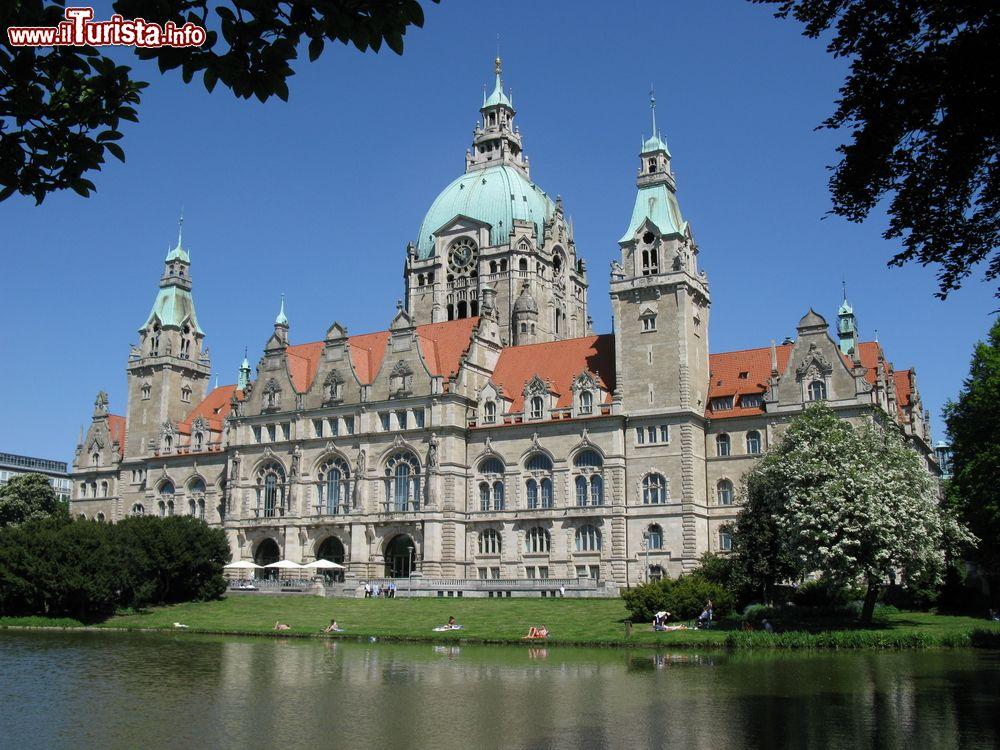 Cosa vedere e cosa visitare Neues Rathaus