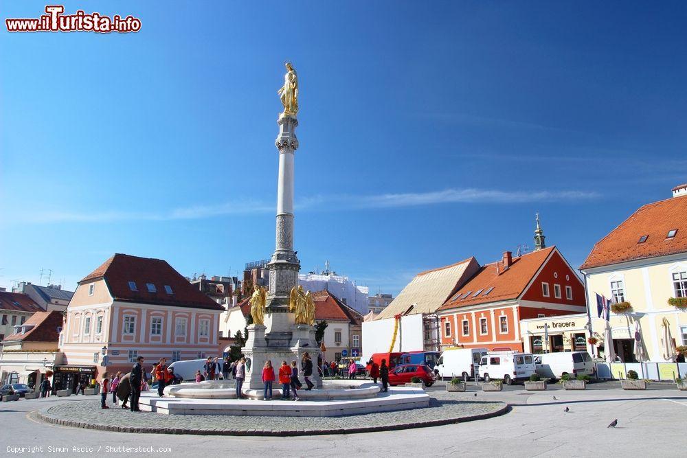 Cosa vedere e cosa visitare Piazza Kaptol
