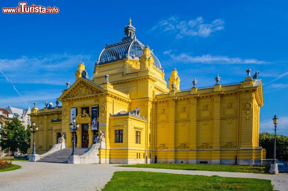 Cosa vedere e cosa visitare Umjetnicki Paviljon
