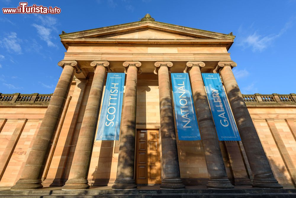Cosa vedere e cosa visitare Gallerie Nazionali Scozzesi